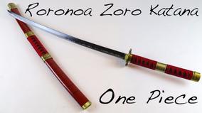 Espada Katana One Piece Roronoa Zoro Shusui (sandai Kitetsu)