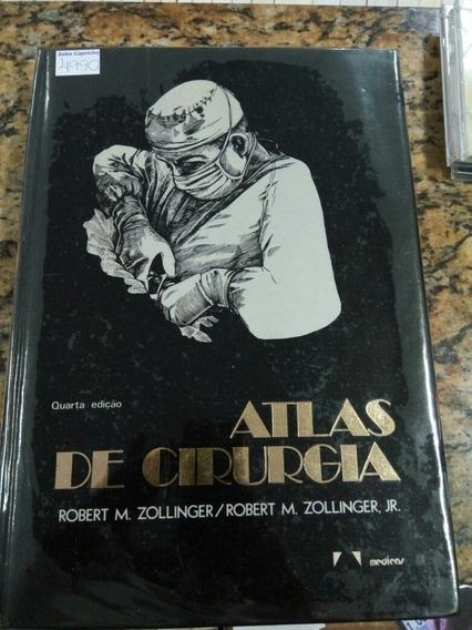 Loja Atlas De Cirurgia Robert Zollinger Quarta Edição