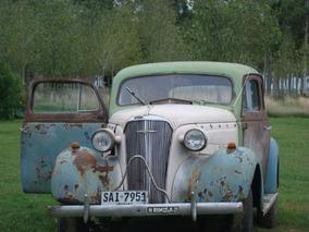 Chevrolet Coupe 1937 Sin Choques ! Papeles En Regla U$s 2300