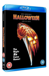 Halloween Blu Ray Nuevo Importado En Stock Original