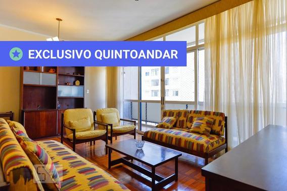 Apartamento No 7º Andar Com 3 Dormitórios E 1 Garagem - Id: 892960903 - 260903