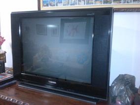 Televisão Toshiba 29 Polegadas Tela Plana Com Controle