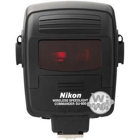 Unidade Central De Sistemas De Flash Nikon Su-800