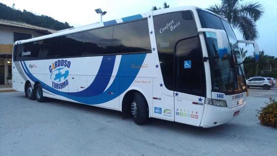 Scania Busscar História