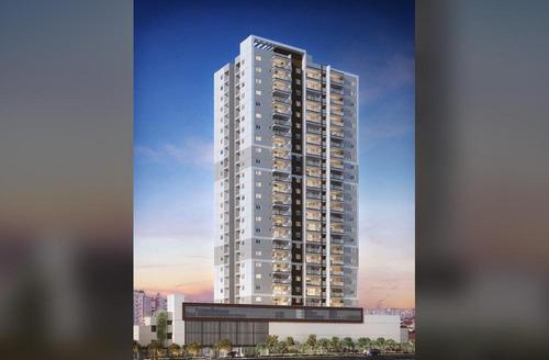 Apartamento Para Venda Em São Paulo, Barra Funda, 4 Dormitórios, 2 Suítes, 3 Banheiros, 2 Vagas - Cap1352_1-1180097