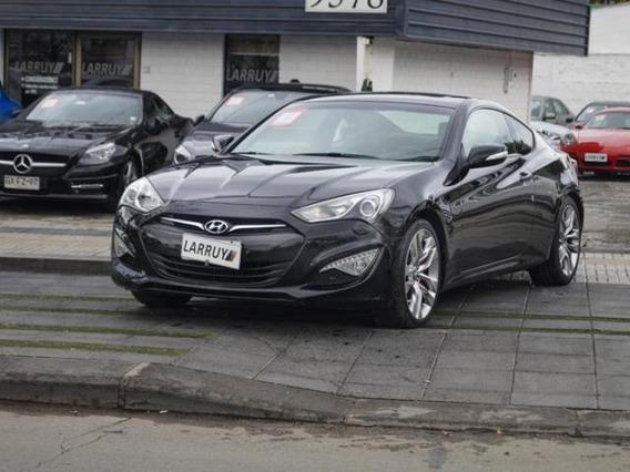 Hyundai Genesis . 2014