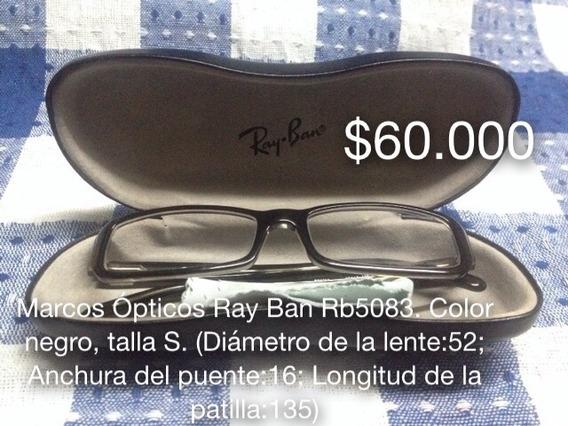 Marcos Ópticos Ray Ban Rb5216