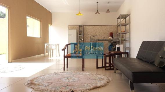 Casa Com 1 Dormitório À Venda E Permuta, 126 M² Por R$ 300.000 - Ca0143