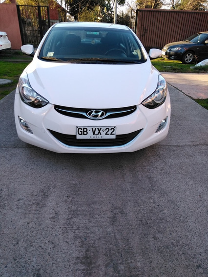 Hyundai Elantra Año 2014