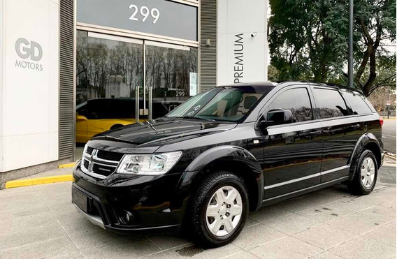Gd Motors Dodge Journey Se 2012 Unico Dueño Impecable
