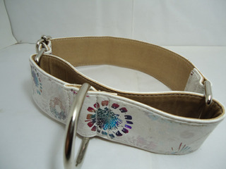 Collar Correa Regulable Para Galgos