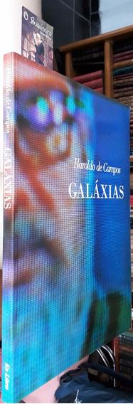 Galáxias - Haroldo De Campos - 1ª Edição