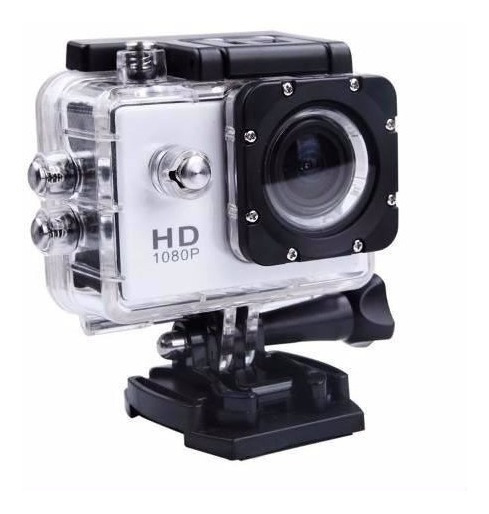 Action Cam Go Sports Pro 1080p Hd Esportes Radicais Wifi Usb
