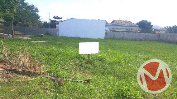 Terreno Residencial À Venda, Flamengo, Maricá - Te0042. - Te0042