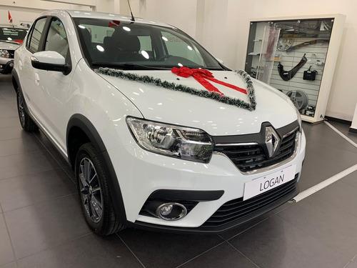 Renault Logan 1.6 16v Intense Patentamos Ya Okm 2021. Le