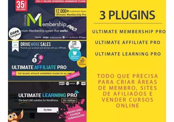 Ultimate Membership Pro Ultimate Affiliate Pro+ Learning Pro