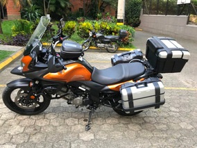 Suzuki Vstrom Dl650a 2012