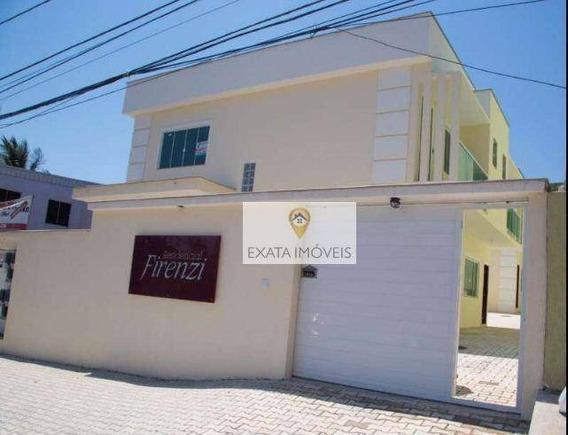 Casas 3 Quartos Em Condomínio, Costazul, Rio Das Ostras. - Ca0879