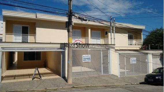 Sobrado A Venda No Bairro Vila Inah Em São Paulo - Sp. - 2144-1