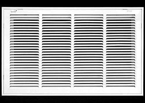 Rejilla De Filtro De Devolución De 24 X 18 - Flujo De Aire