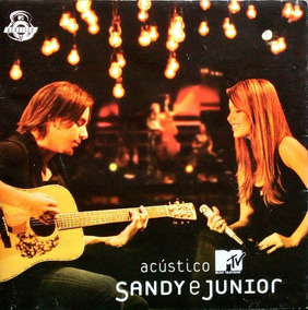 Sandy E Junior Cd Acustico Mtv