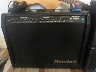 Amplificador Randall Rg100sc