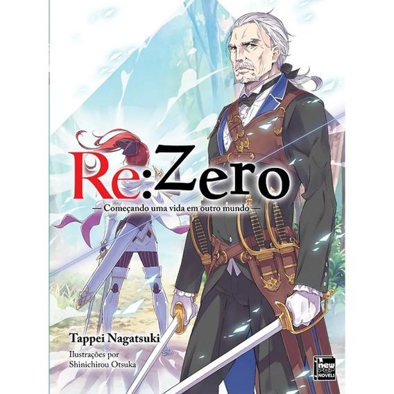 Livros Re:zero - Vol. 6, 7 E 8