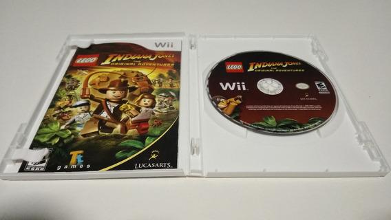 Lego Indiana Jones - The Original Adventures - Wii