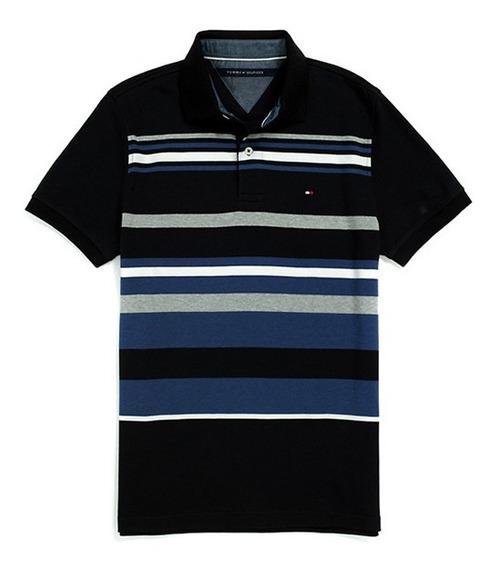 Camiseta Camisa Polo Tommy Hilfiger - 100% Original