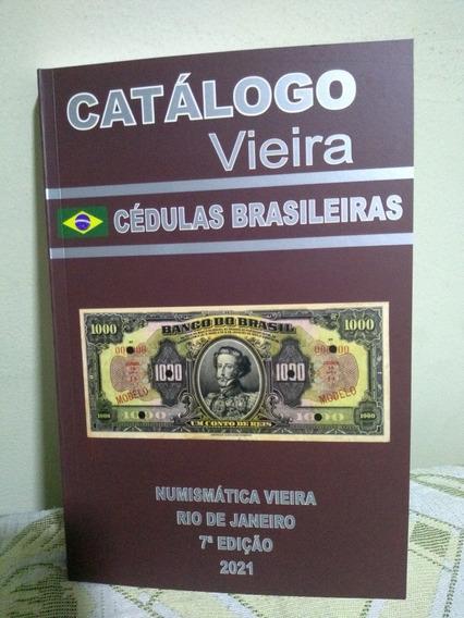 Catálogo De Cédulas Brasileiras 2021- Compre Direto Editor