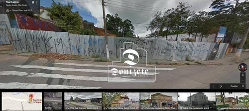 Terreno À Venda, 1282 M² Por R$ 2.756.000,00 - Jardim Ana Maria - Santo André/sp - Te0345