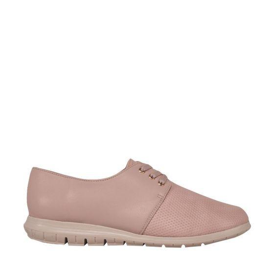 Zapato Confort Shosh 2052 Cof 179291 Ligero Antiderrapante