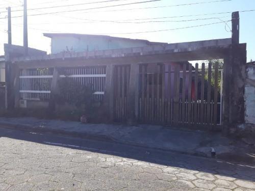(ref: 5742) Casa - Itanhaém/sp - Jardim Corumbá