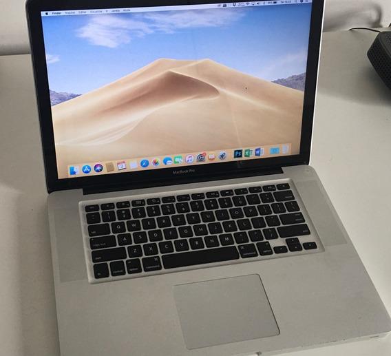 Macbook Pro 15 2011 Core I7 ( Ler Descrição )