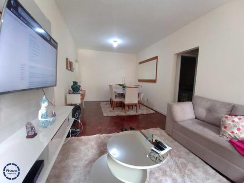 Imagem 1 de 16 de Apartamento Com 2 Dorms, Ponta Da Praia, Santos - R$ 460 Mil, Cod: 20552 - V20552