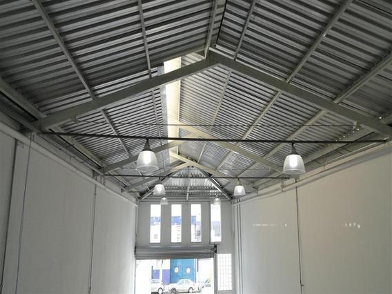 Salão Com Mezanino, Telhado Térmico E Acústico - 12848