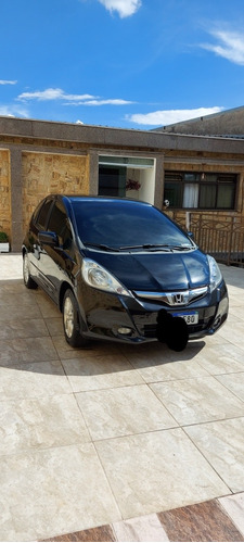 Honda Fit 2013 1.4 Lx Flex Aut. 5p