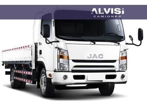 Jac 1063 5.5 Toneladas Con Caja + Iva