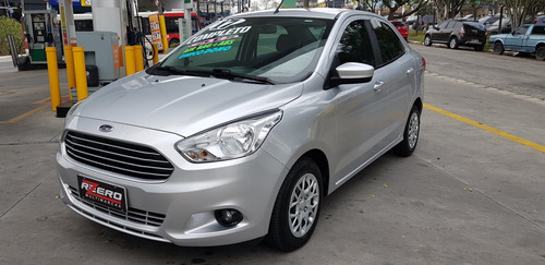 Ford Ka + Sedan 2017 Completo 1.5 Flex 27.000 Km Revisada