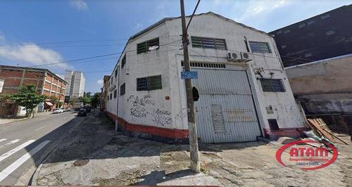 Imagem 1 de 9 de Galpão Vila Guilherme 264m² Ac - Ga0050