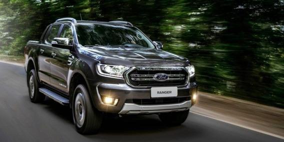 Ford Ranger Limited 4x4 Caja At Mejor Precio Entrega Ya (n)