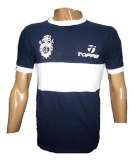 Camiseta Gimnasia La Plata Retro 1984