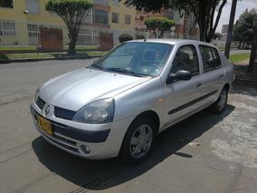 Renault Symbol Expression Mt1400cc Gris Titan Aa Ab Aut
