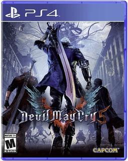 Devil May Cry 5 Para Playstation 4 Dmc 5 Ps4 Envio Gratis