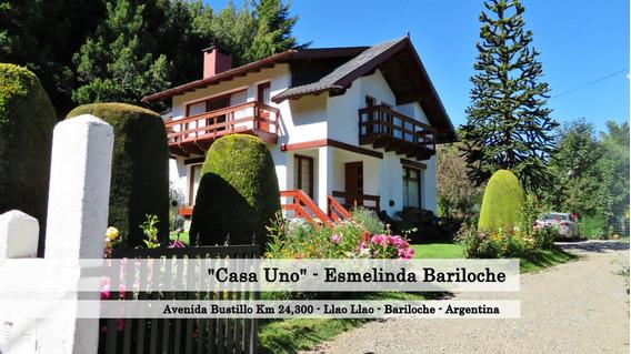 Casas Cabañas En Bariloche Llao Llao Hasta 10 Personas