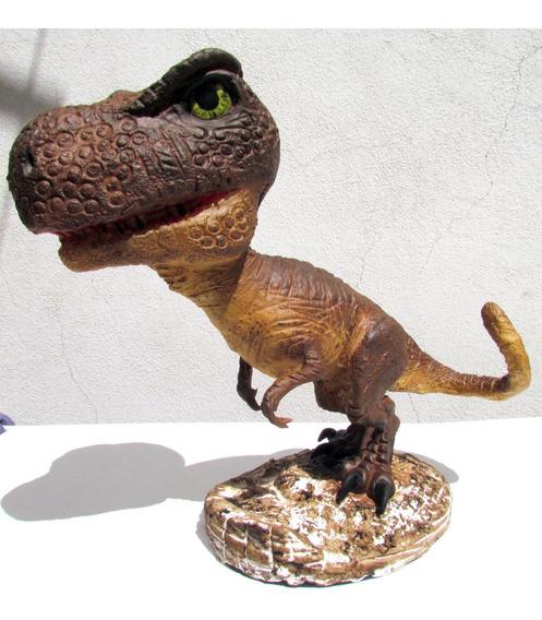 Funko-rex Dinosaurio En Porcelana