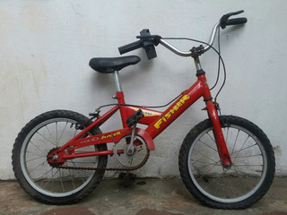 Bicicleta Fisher Flash Roja