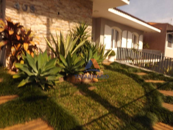 Casa Com 5 Dormitórios Para Alugar, 438 M² Por R$ 0/mês - Estrela - Ponta Grossa/pr - Ca0720