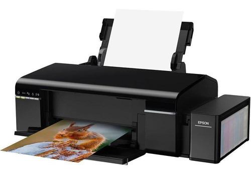 Imagem 1 de 1 de Impressora Epson Tanque De Tinta Stylus Photo L805 Wi-fi- C