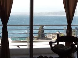 Cercano A Viña Del Mar, En Concón, Hermosa Vista Al Mar